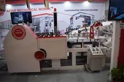 High Capacity Carry Bag Making Machine