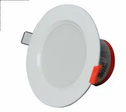 Round Cool White LED Concealed Light