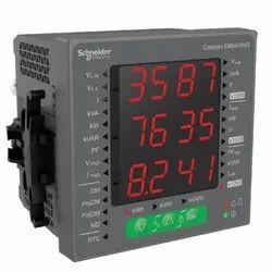 7 Segments LED Schneider EM6400NG Digital Multifunction Meter