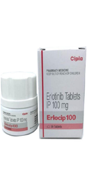 Erlocip 100 mg Tablets
