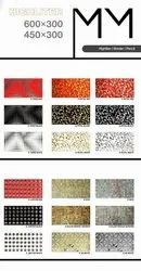 Ceramic Decorative Wall Tiles, Thickness: 6 - 8 mm