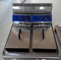 Floor Model Gas Fryer