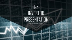 Investor Presentation Design