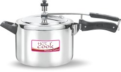 Hot Cook 5 Ltr 10 Gauge Pressure Cooker