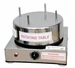 Fogger Turntable