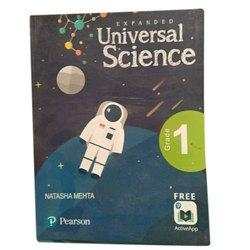 Akshar Sansar English Universal Science Pearson Book
