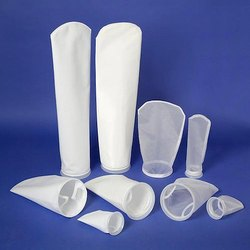 White Nylon Liquid Filter Bag, Size: 1-3 Feet