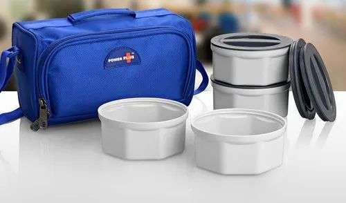 294e1c12a187 Zippy Delight: 4 Container Lunch Box (plastic Containers)