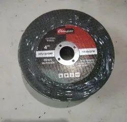Champion 4 Inch Cutting Disc, Round