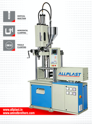 25 Ton Toggle Clamping Vertical Injection Machine
