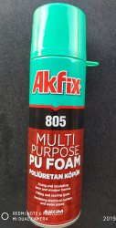 Ak Fix 805 PU Foam