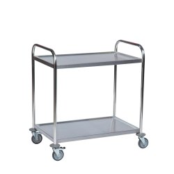 Platform SS TRAY TROLLEY, for Industrial