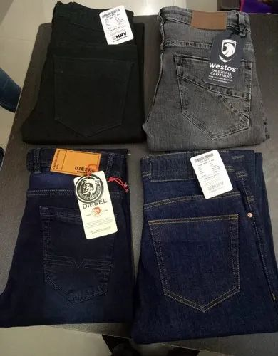 Slim Fit Mens Jeans