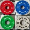 Bullrock Weighlifting Fractional Weight Lifting Plates, Weight: 15kg