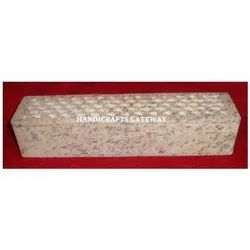 Indian Soapstone Carving Box