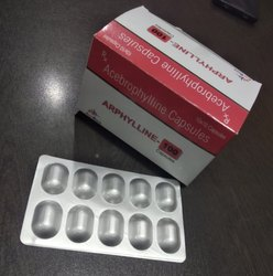Acebrophyline 100mg Capsules