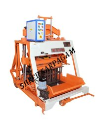 Solid Block Making Machine Pressing Type