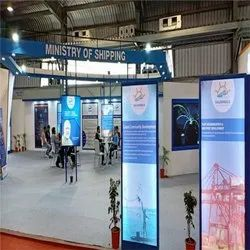 Shipping Exhibition Stall