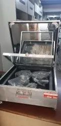 Sqare Box Type Solar Cooker, For Cooking, Capacity: 4 Jars