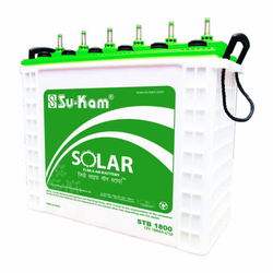 Luminous Su-kam Solar Tubular Battery