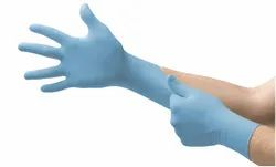 Ansell 92-200 Nitrile Disposable Glove with Textured Fingertips