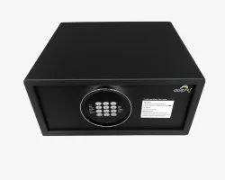 Black Electronic Hotel Safes