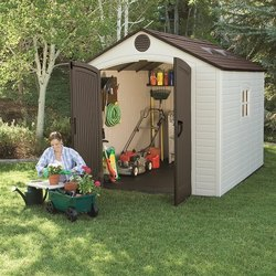 Weather Shed Cutting Contractor, For Quality Material, Application/Usage: Residential