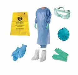 Disposable PPE Gown Kit