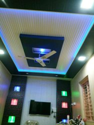 PVC False Ceiling Works