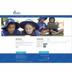 School Website Development Service, Job Completion Time: 10-15 Days
