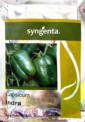 sanas agro Capsicum seeds indra, Pack Size: 10 Gm, For Farming