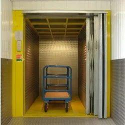 Stainless Steel Goods Elevator