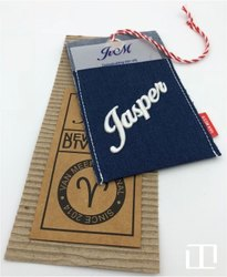 Branded Trouser Tags