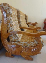Woodern Sofa Set