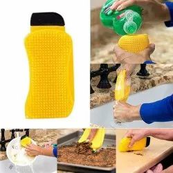 Silicone Scrubber Cleaning Brush
