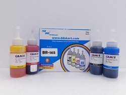 GAMI'S Compatible Photo Quality Refill Ink for Brother Printer