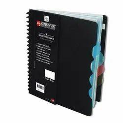 Bilt Matrix Premium 5 Subject Notebook A-5