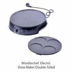 WonderChef Electric Dosa Maker (Double Sided)