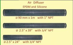 EPDM and Silicon Fine Bubble Diffusers