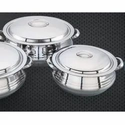 Jumbo Richi Rich Stainless Steel Handi Set
