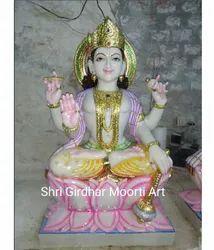 Marble God Vishnu 12 Avatar Statue