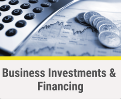 Business Investments And Financing Services