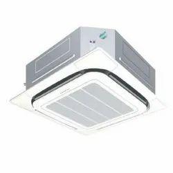 Daikin FXFQ32LU Ceiling Mounted Cassette Indoor Round Flow AC