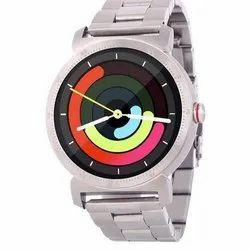 Round Analog Mens Fancy Wrist Watch