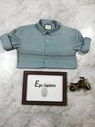 Ego sapiens Slim Fit Designer Shirt
