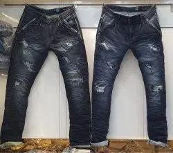 Men Slim Fit Denims Jeans