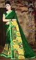 Ladies Printed Renial Saree