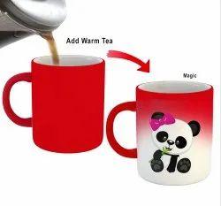 Printed Red Magic Mug 110z