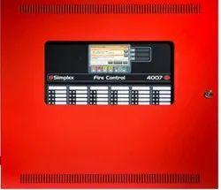 Simplex Fire Alarm Panel