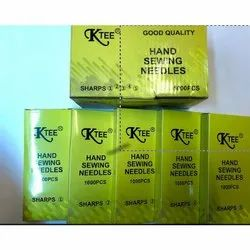 1 to 5 Ktee Hand Sewing Needles